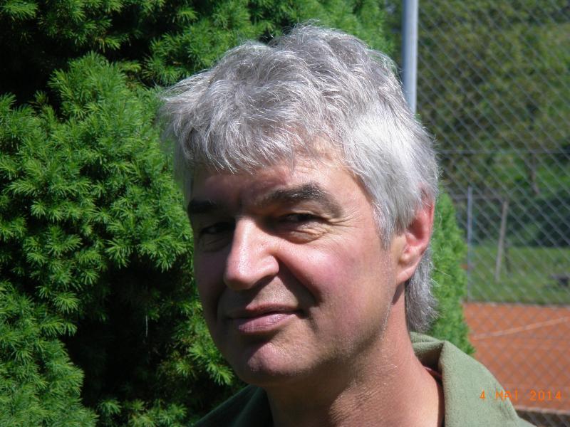 Gerd Rieger, Schriftführer