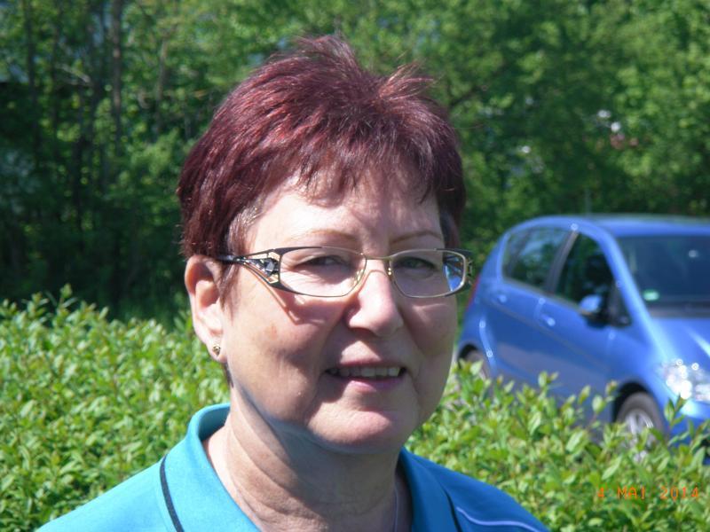 Roswitha Mücke, Leiterin Wirtschaftsdienst