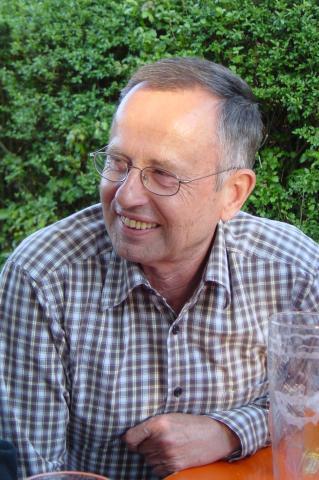 Alwin Mücke, Kassenwart
